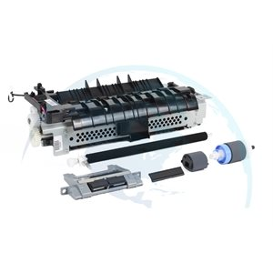 HP P3010/P3015 Maintenance Kit Reman Fuser OEM Rollers