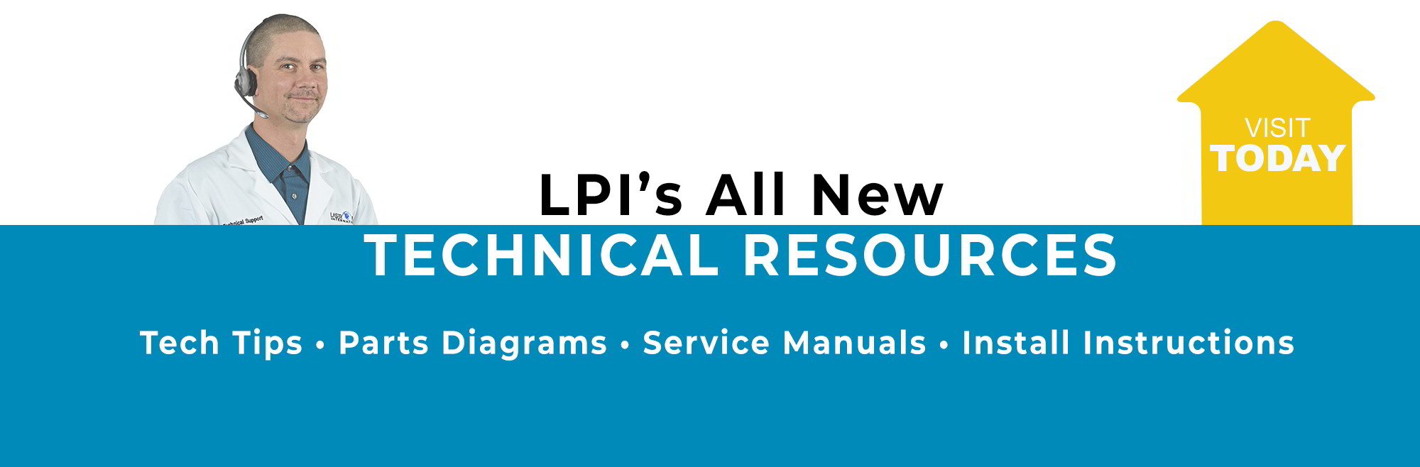 Visit Technical Resources